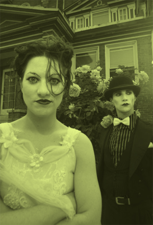 Dresden Dolls: Remember to vote
